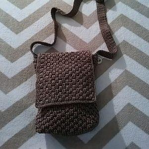 The sak- tan crochett shoulder bag